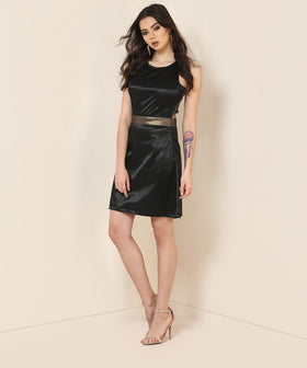 Yepme Enya Party Dress - Black