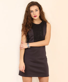Yepme Mila Party Dress - Grey