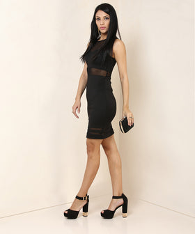 Yepme Olivia Party Dress - Black