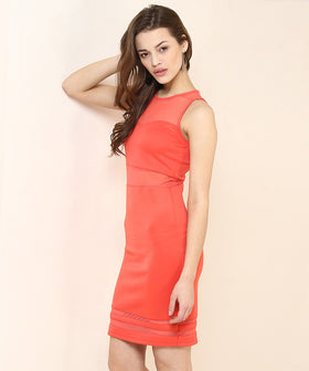Yepme Olivia Party Dress - Coral