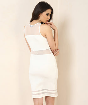 Yepme Olivia Party Dress - Ivory