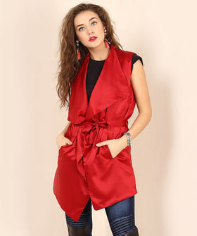Yepme Noria Party Jacket - Maroon