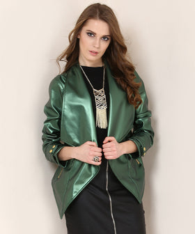 Yepme Kristie Party Jacket - Green