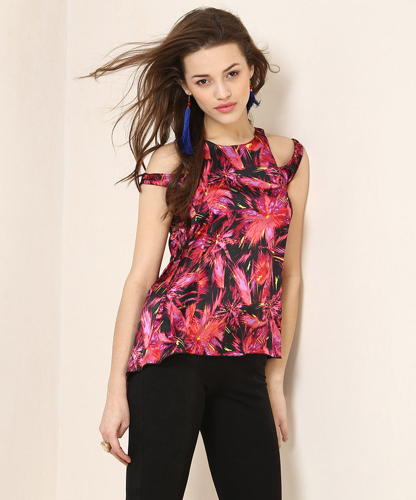 Yepme Selena Party Top - Pink
