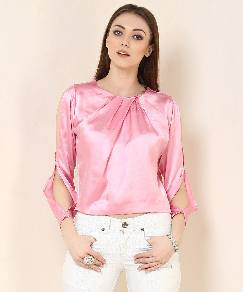 Yepme Rachel Party Top - Pink