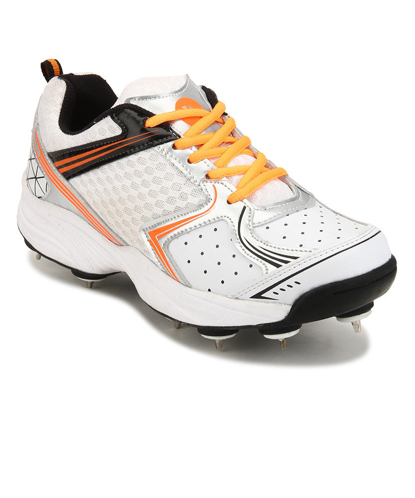 Yepme Cricket Fielding Shoes - White