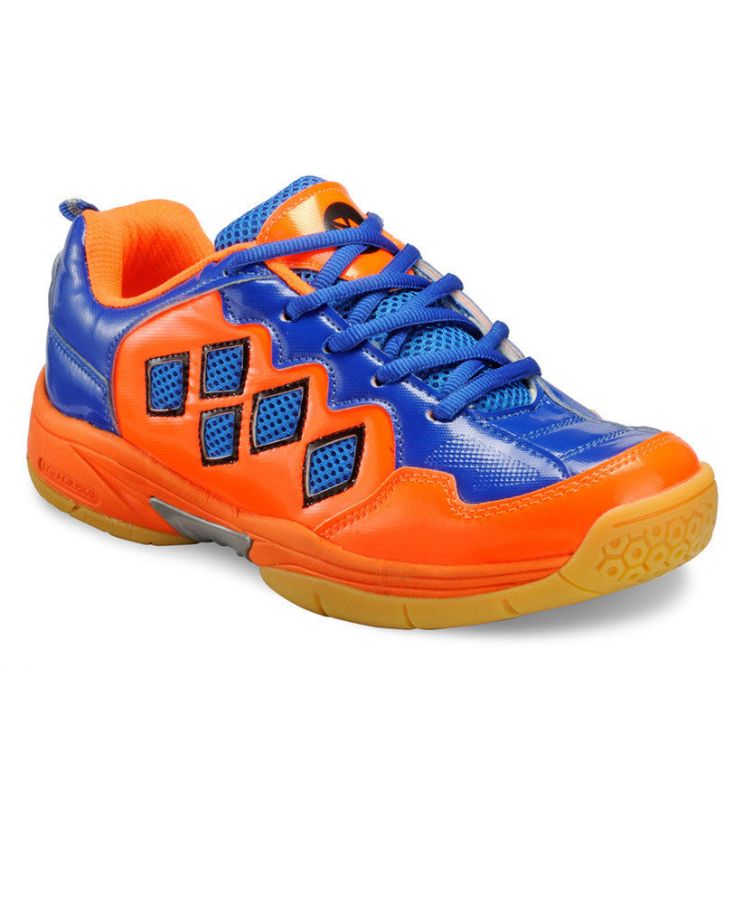Yepme Aaric Tennis Shoes - Orange & Blue