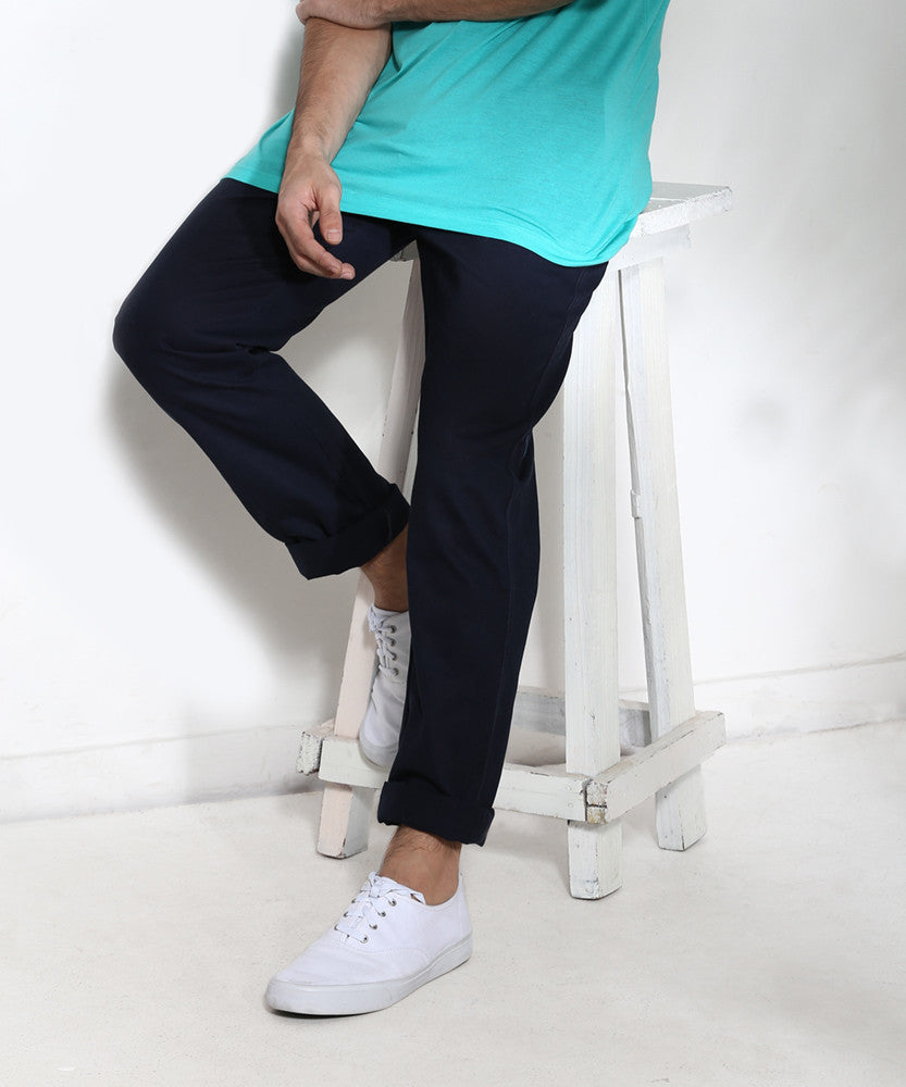 Yepme Benn Colored Pants - Blue