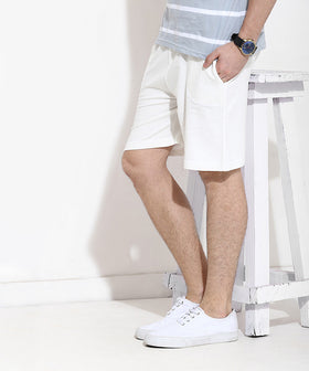 Yepme Whiley Shorts - White