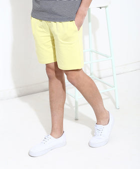 Yepme Whiley Shorts - Yellow