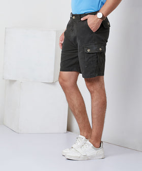 Yepme Whiley Shorts - Grey