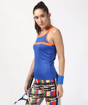 Yepme Laura Active Cami Top - Blue
