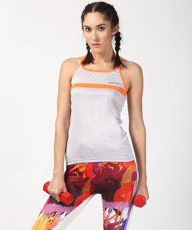 Yepme Laura Active Cami Top - Grey