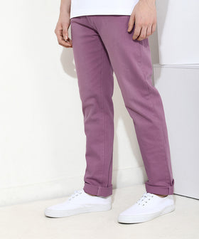 Yepme Rofler Drill Denim - Purple