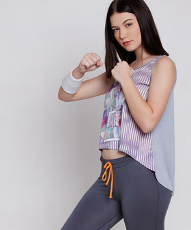 Yepme Nelly 8 Sporty Top - Multicolor