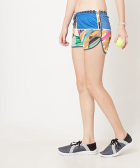 Yepme Hannah Hot Pants - Blue