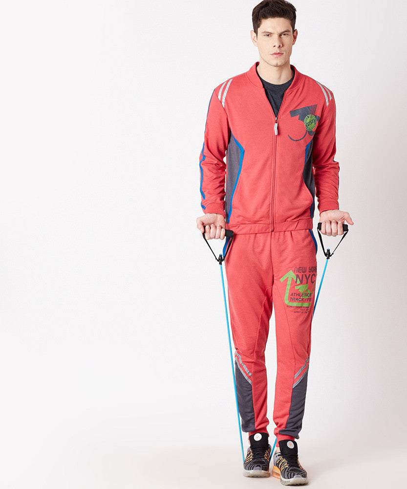 Yepme Albie Tracksuit - Red