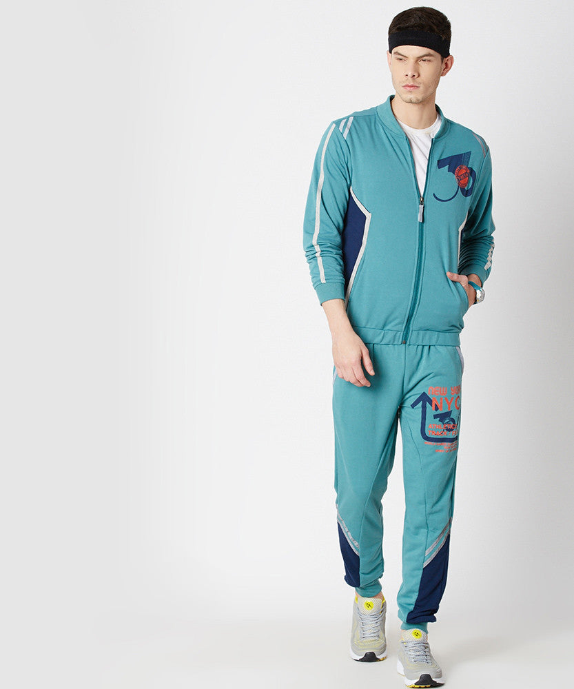 Yepme Albie Tracksuit - Green