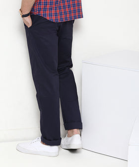 Yepme Eliott Colored Pants - Blue