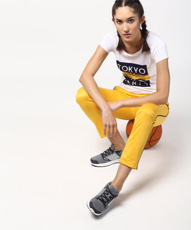 Yepme Alona Trackpants - Yellow