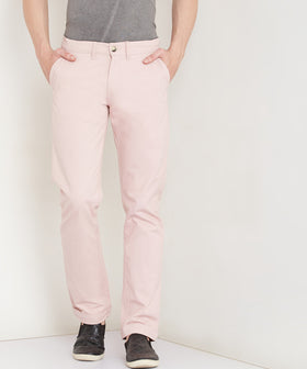 Yepme Fidel Colored Pants - Pink