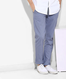 Yepme Fletcher Colored Pants - Blue