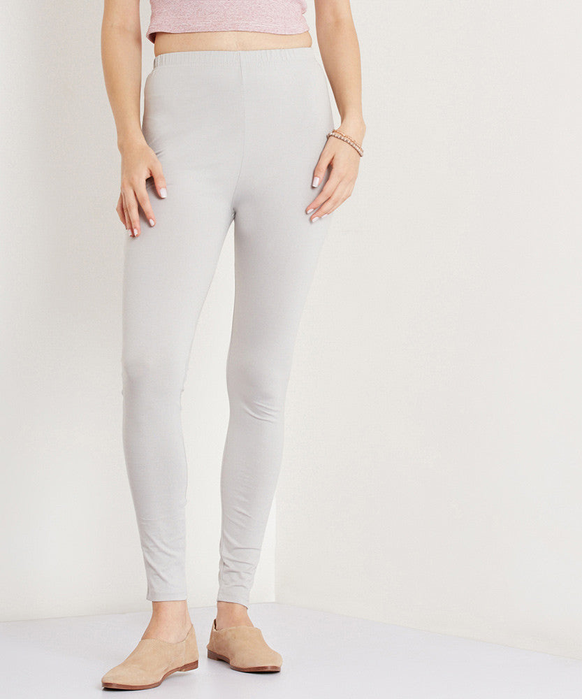 Yepme Tracey Essential Leggings - Grey