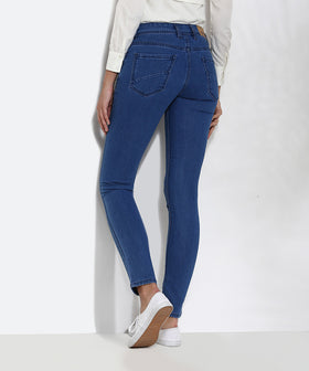 Yepme Medium Wash Denim - Blue