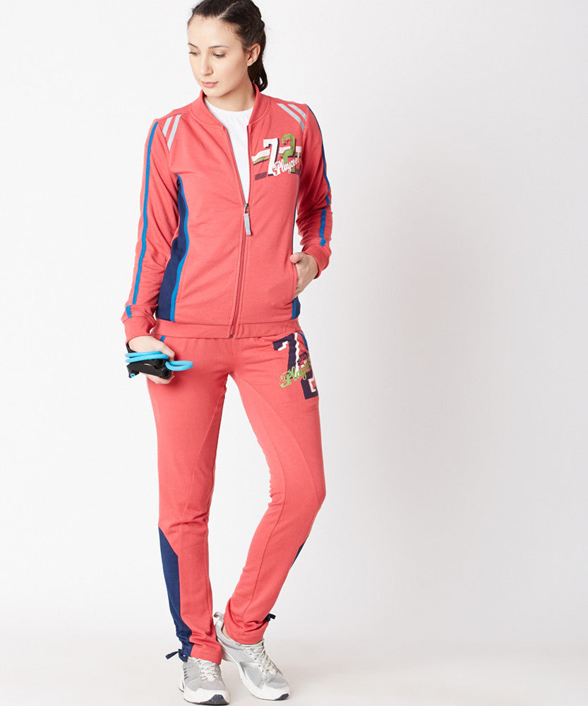 Yepme Annelie Tracksuit - Red