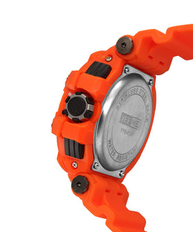 Yepme Men's Analog Digital Watch - Orange