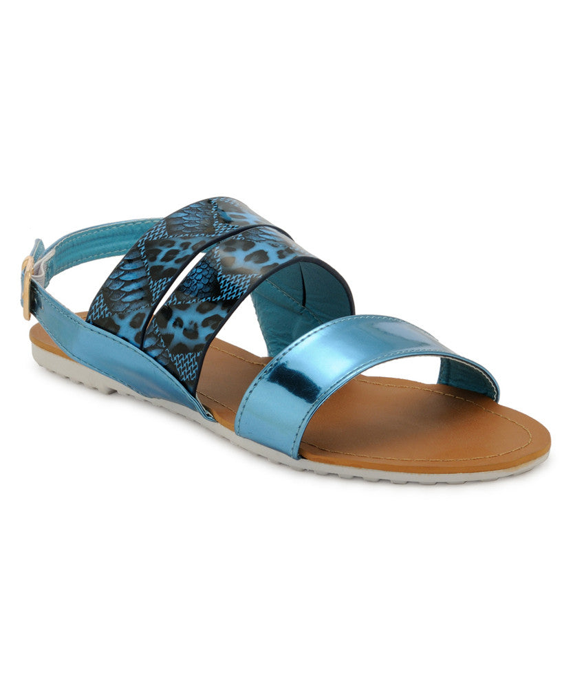Yepme Blue Sandals