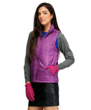 Yepme Kira Sleeveless Jacket - Fuchsia