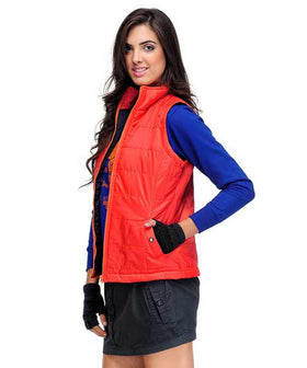 Yepme Kira Bomber Jacket - Orange