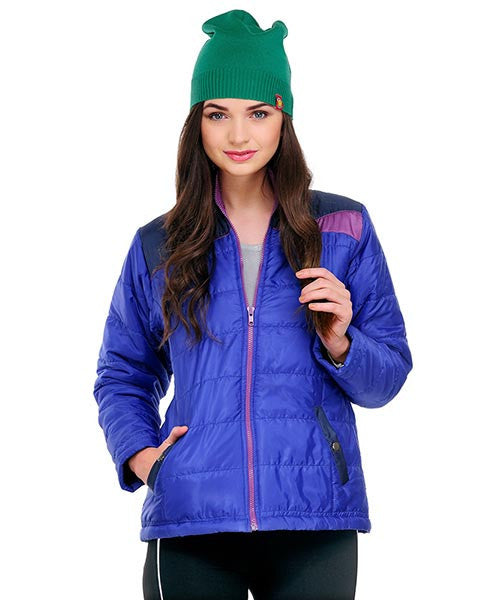 Yepme Ezra Full Sleeve Jacket - Navy & Royal Blue