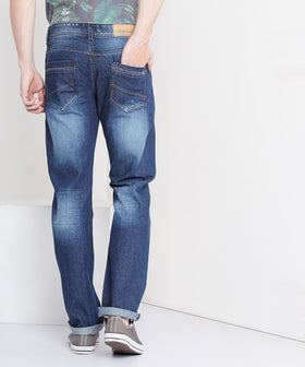 Yepme William Dark Wash Denim - Blue