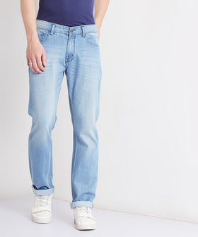 Yepme William Light Wash Denim - Blue