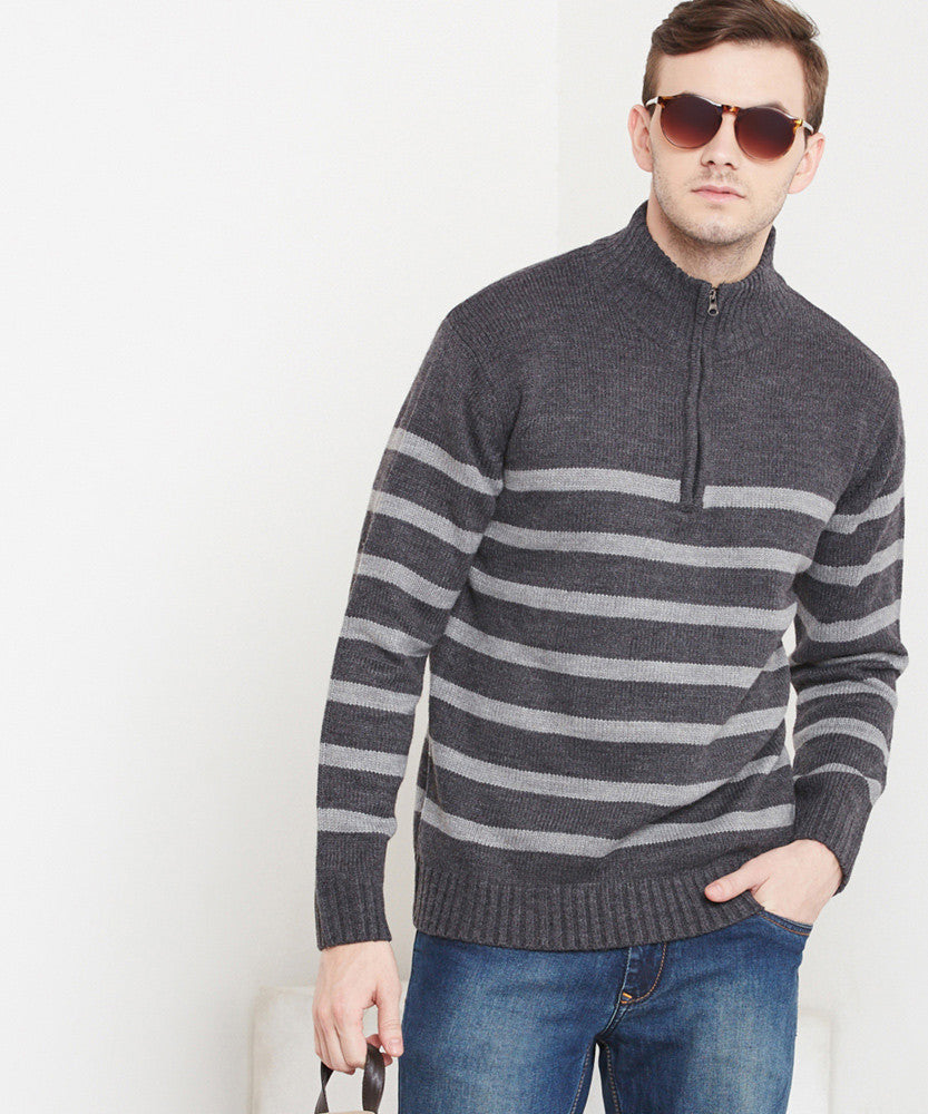 Yepme Roger Sweater - Grey