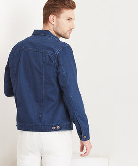 Yepme Alfred Denim Jacket - Blue