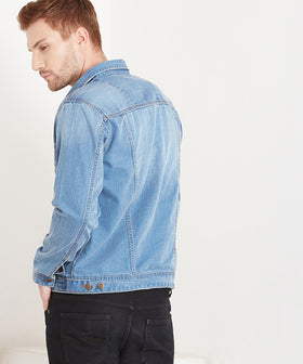 Yepme Daryl Denim Jacket - Blue