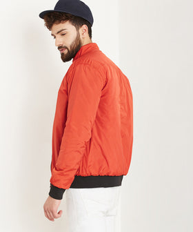 Yepme Aron Harrington Jacket - Orange
