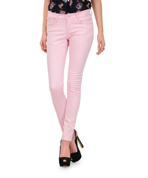 Yepme Nelly Colored Pant- Light Pink