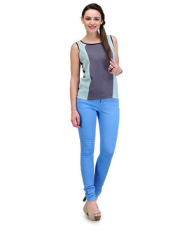 Yepme Avril Pants - Blue