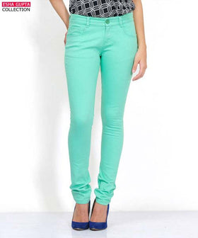 Yepme Avril Pant - Green