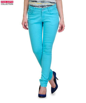 Yepme Avril Pants - Light Blue