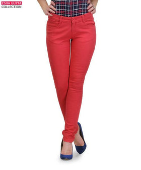 Yepme Avril Pants - Pink