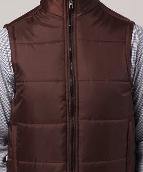 Yepme Jacob Bomber Jacket - Brown