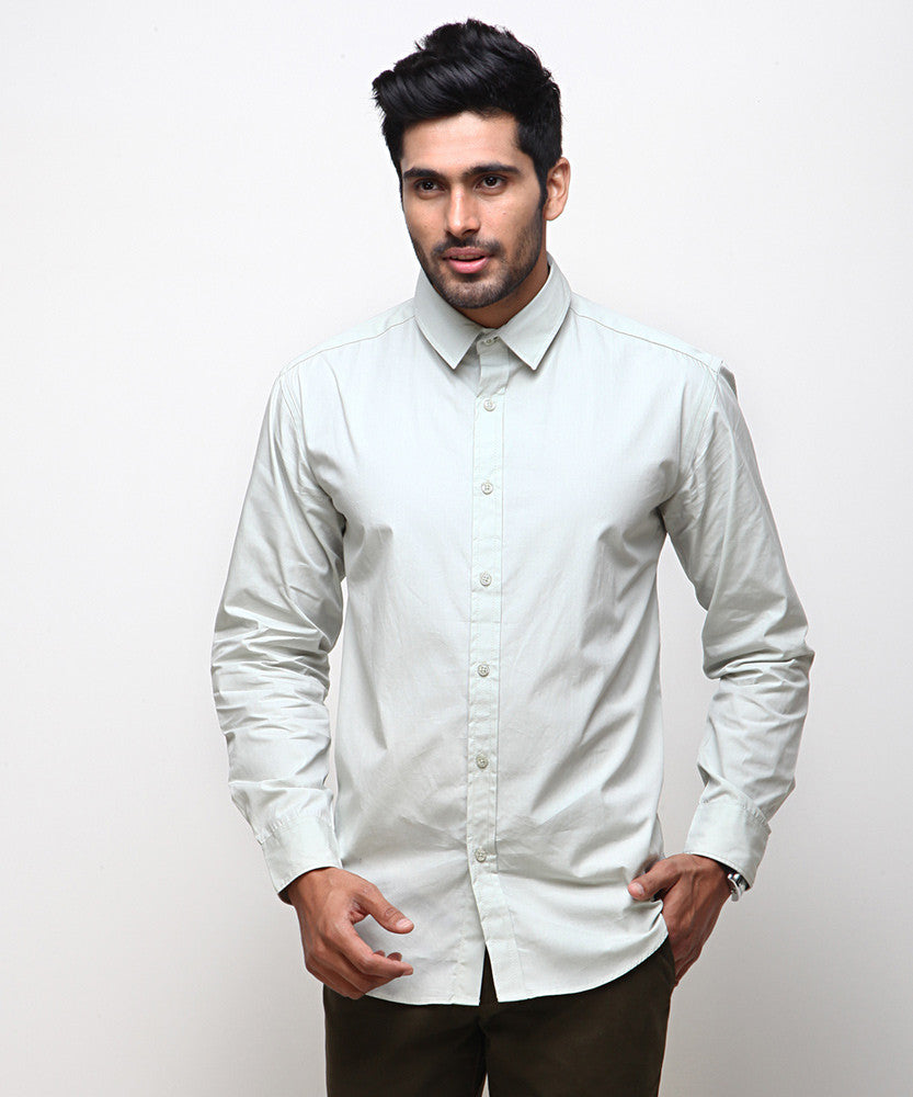 Yepme Oswald Formal Shirt - Grey