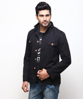 Yepme Hamilton Jacket-Black