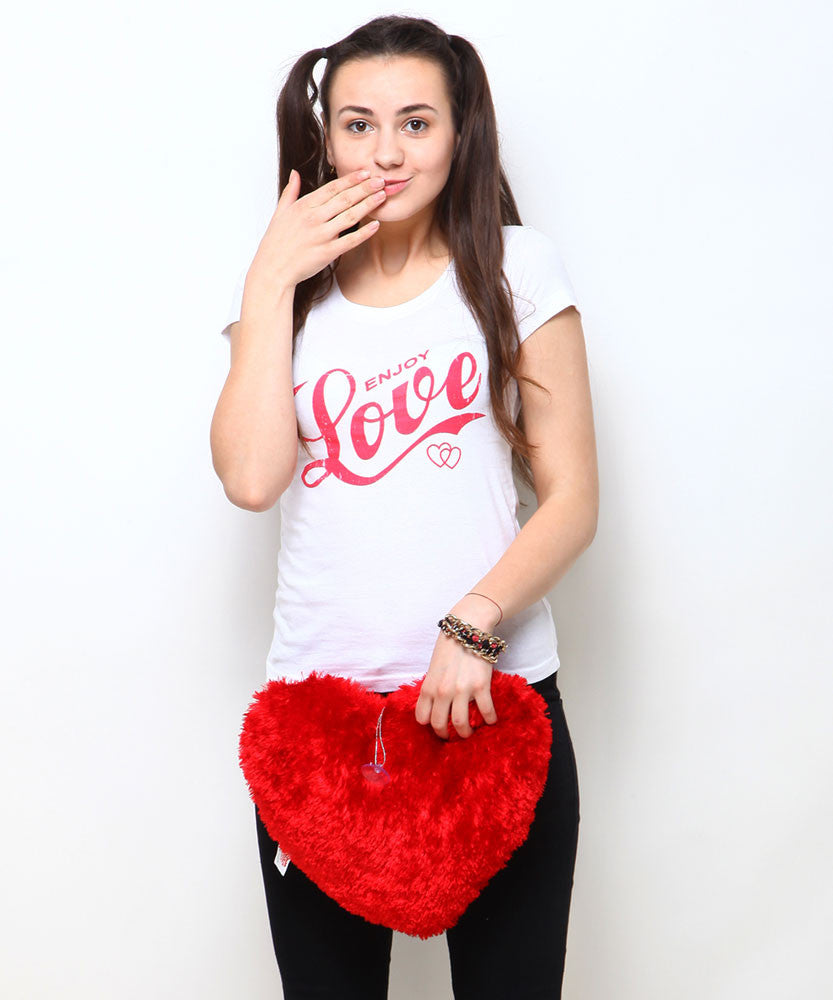 Yepme Love Tee - White