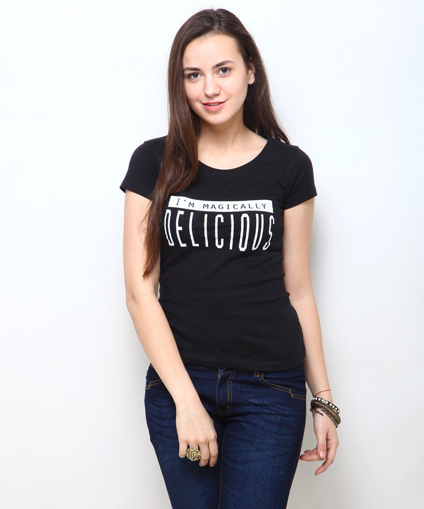 Yepme Delicious Tee - Black